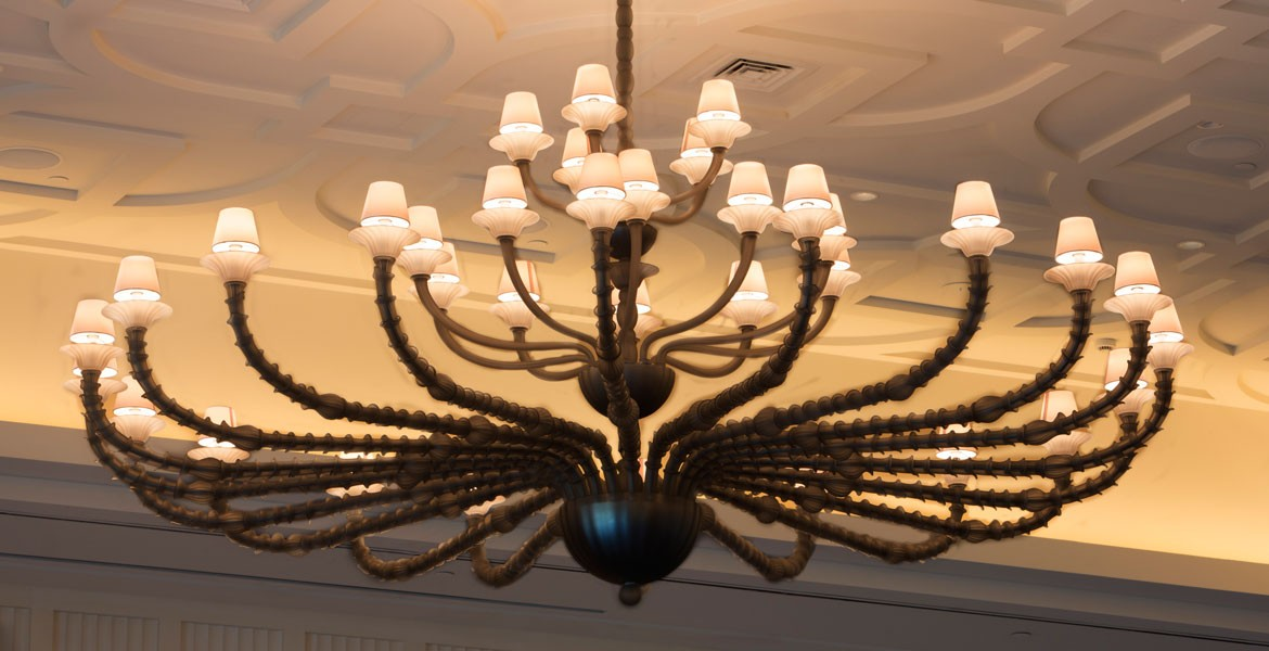 custom chandelier in at italian the style of sale stilnovo for chandeliers
