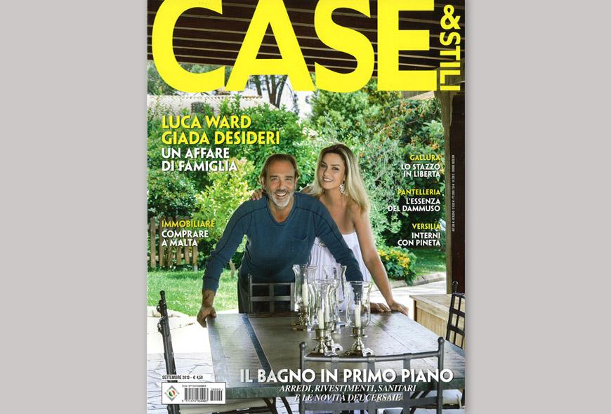 Seguso 74 case e stili cover 1 for Case e stili