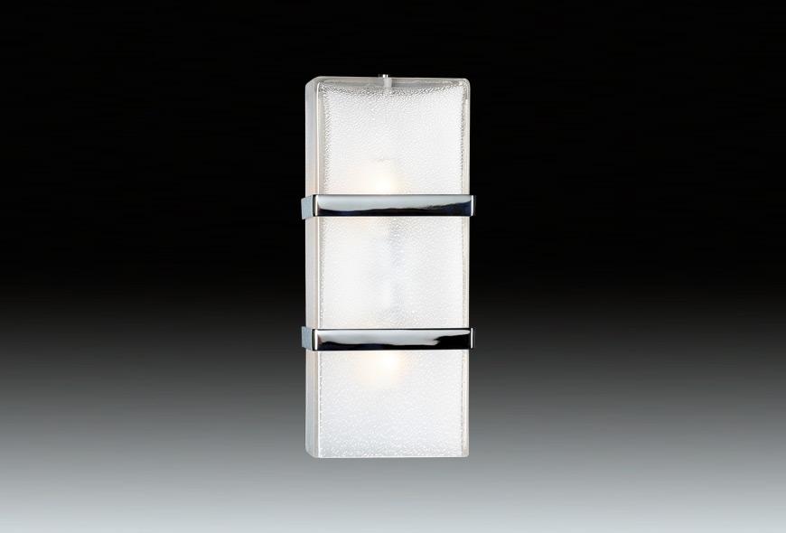 Seguso cubo applique