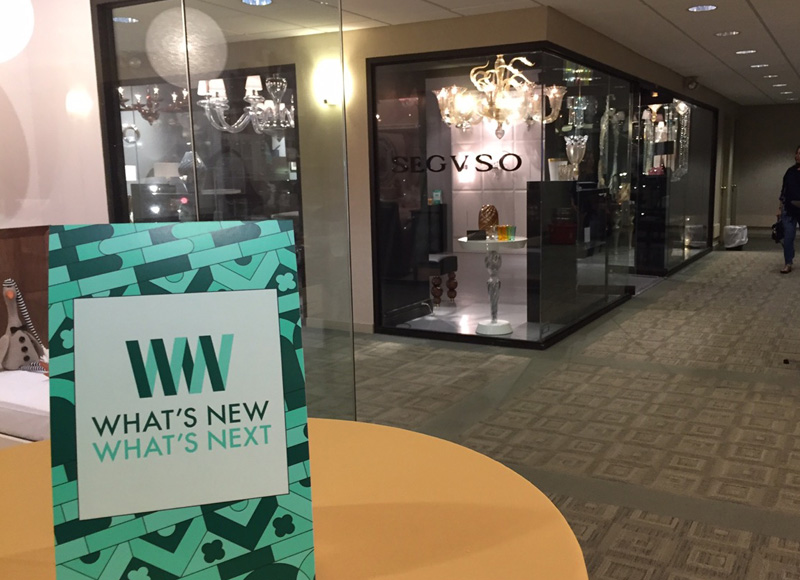 Seguso seguso a what s new what s next for Design center new york